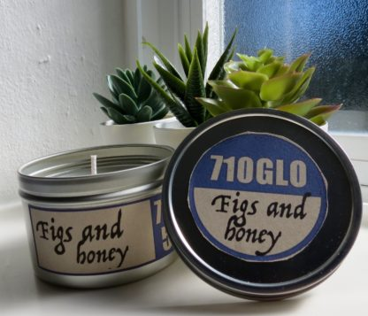 5.5oz Figs and Honey soy candle