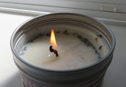 5.5oz Chill Lavender soy candle